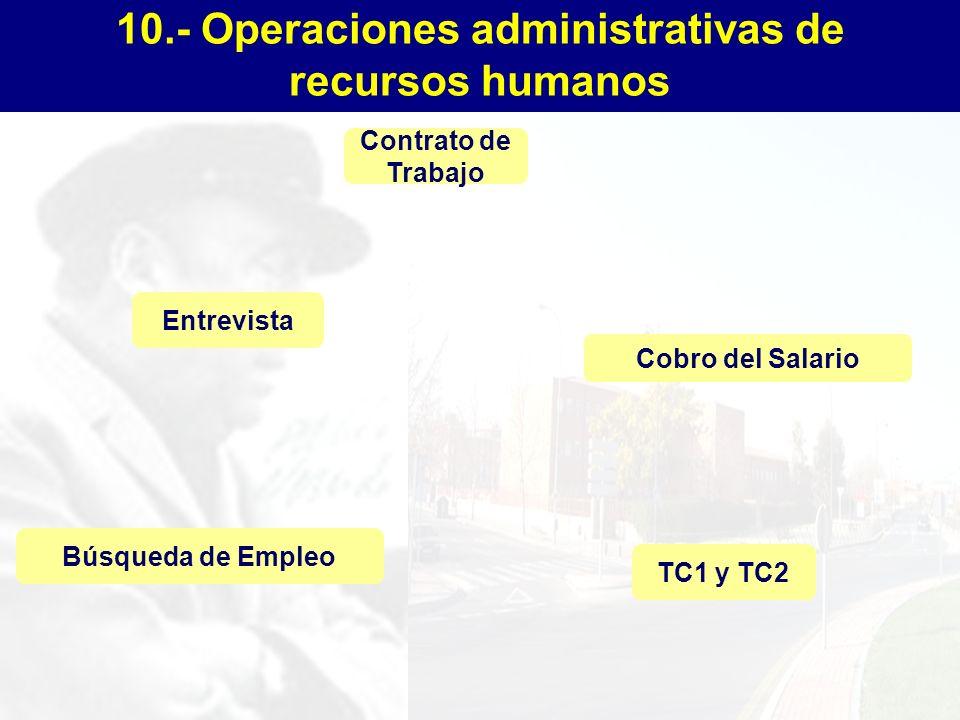 9.- Operaciones auxiliares de gestión de tesorería CUENTAS AHORRO PRÉSTAMOS SEGURO DE LA VIVIENDA SEGURO DEL COCHE SEGURO DE VIDA CUENTAS CORRIENTES C