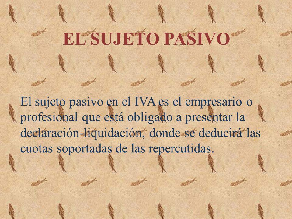 OPERACIONES DEL IVA NO SUJETA Son aquellas operaciones que la ley no contempla, por lo que no se encuentran dentro del campo de aplicación del impuesto.