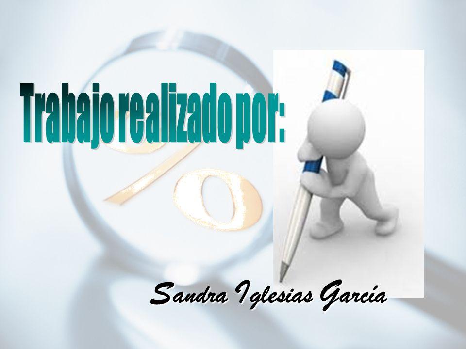 Sandra Iglesias García