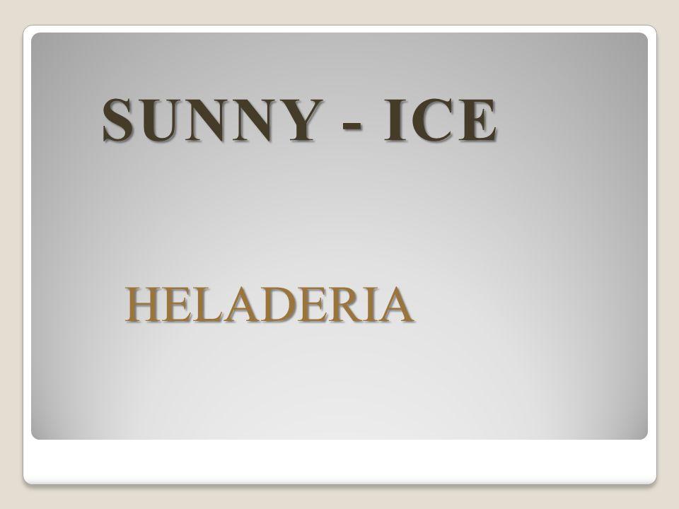 SUNNY - ICE HELADERIA