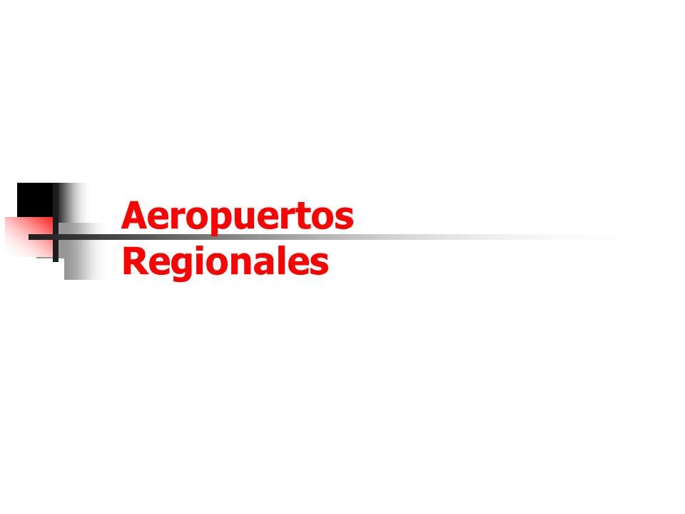 Aeropuertos Regionales