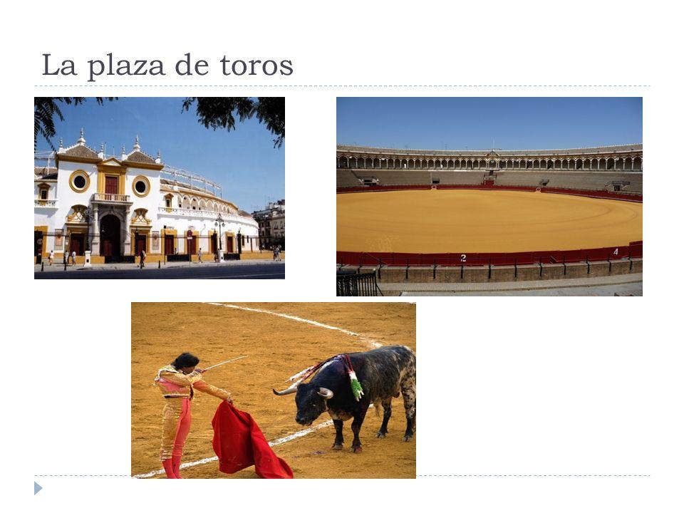 La plaza de toros