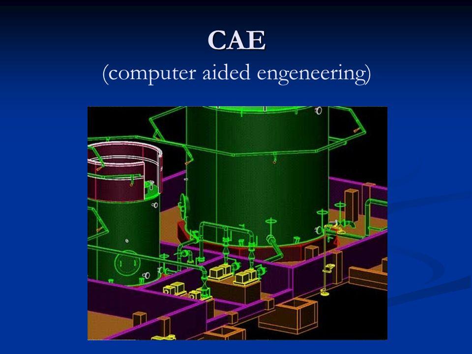 CAE CAE (computer aided engeneering)