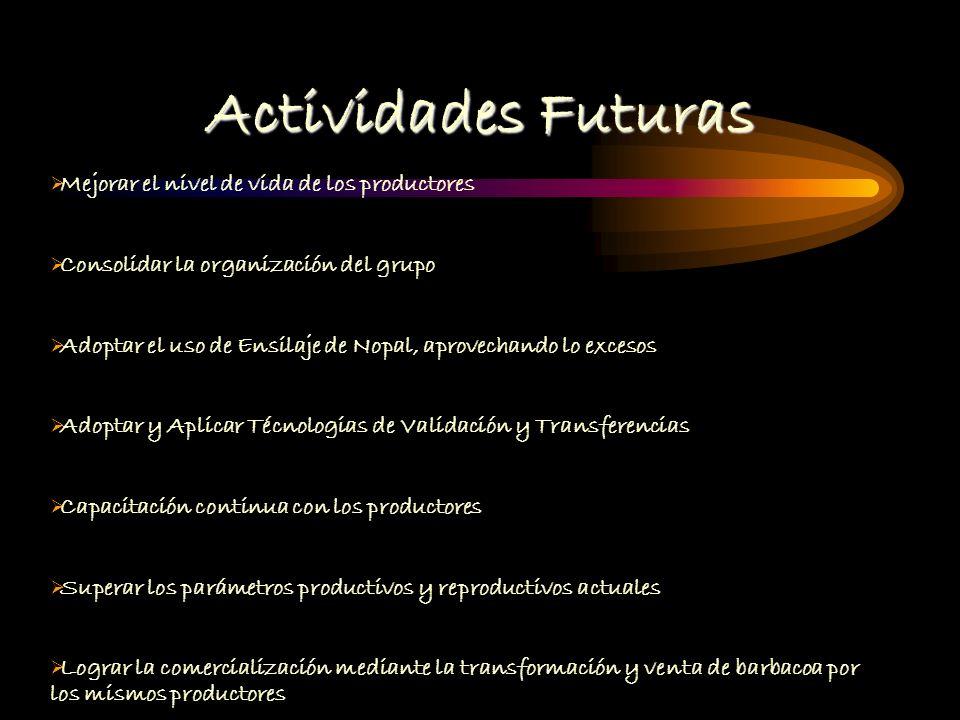 Capacitación para el Técnico Asistencia al XII Congreso Nacional de Producción Ovina.