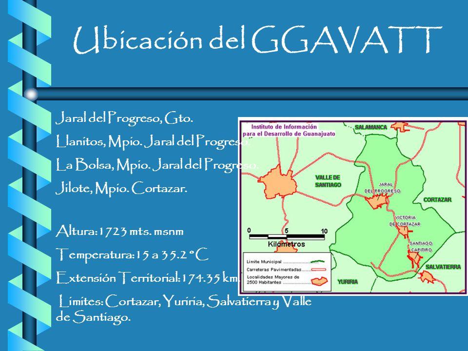 GGAVATT JARAL Especie producto: Bovinos de leche Asesor Técnico: I.A.Z. Ilza Areldi Cupul Moreno