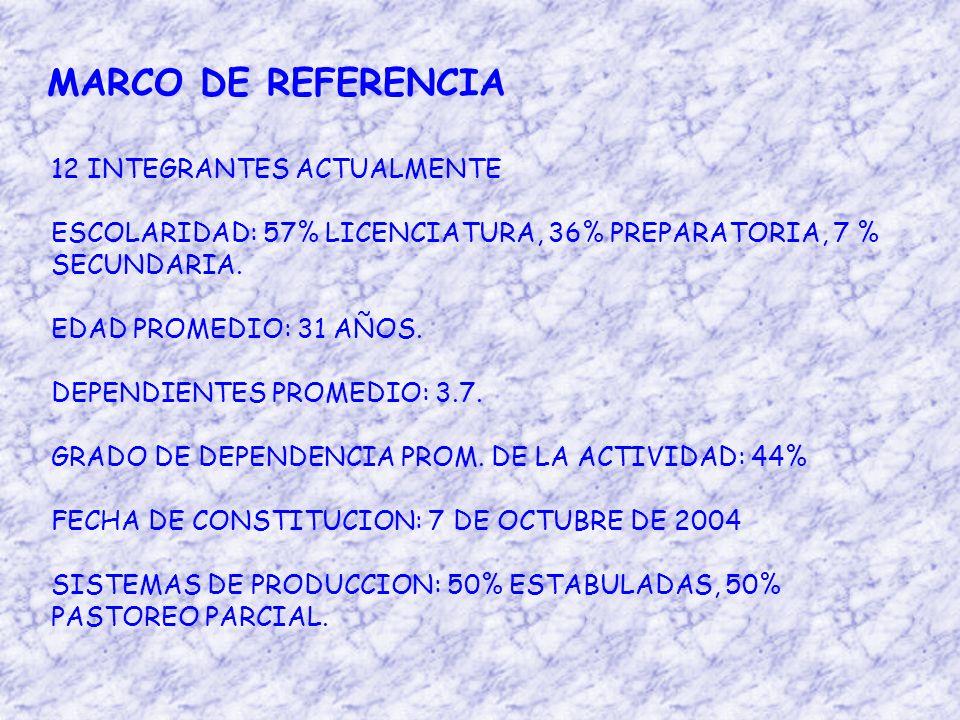 ORGANIZACIÓN DE LOS PRODUCTORES VENTAS EN GRUPO DE ANIMALES PARA ABASTO PARA MANEJAR VOLUMEN, 1 A 2 PESOS DE DIFERENCIA POR Kg.