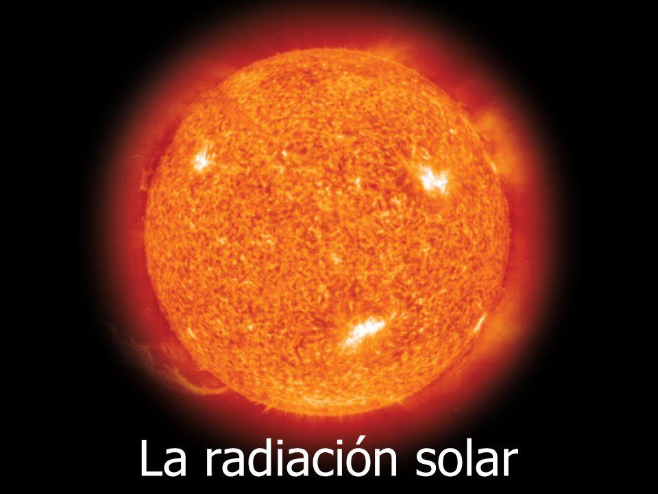 Vocalía Nacional de Óptica Oftálmica y Acústica Audiométrica La radiación solar (2) El sol es la principal fuente de emisión de radiaciones de nuestro planeta.