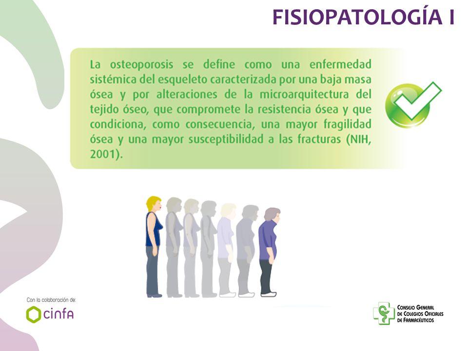 FISIOPATOLOGÍA I