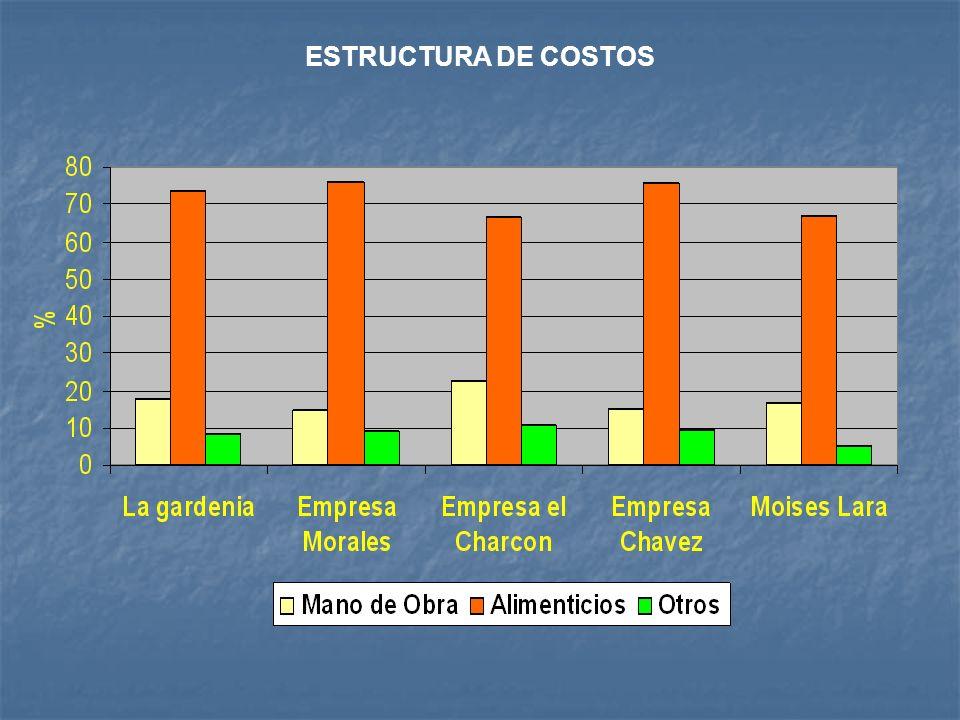 ANÁLISIS ECONÓMICO PERIODO DE ANÁLISIS: ENERO DE 2006 A DICIEMBRE DE 2006 (Utilidad de las UP) INGRESOS $ COSTOS $ UTILIDAD EN EL AÑO $ No. DE VIENTRE
