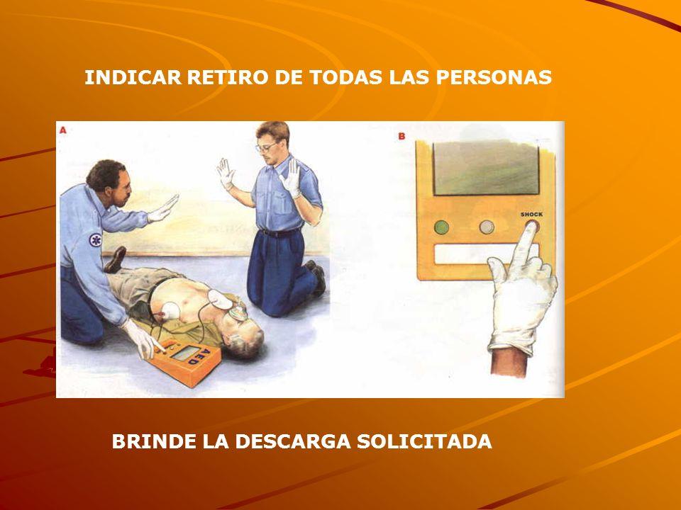INDICAR RETIRO DE TODAS LAS PERSONAS BRINDE LA DESCARGA SOLICITADA