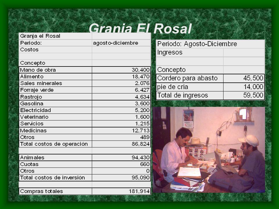 Granja El Rosal