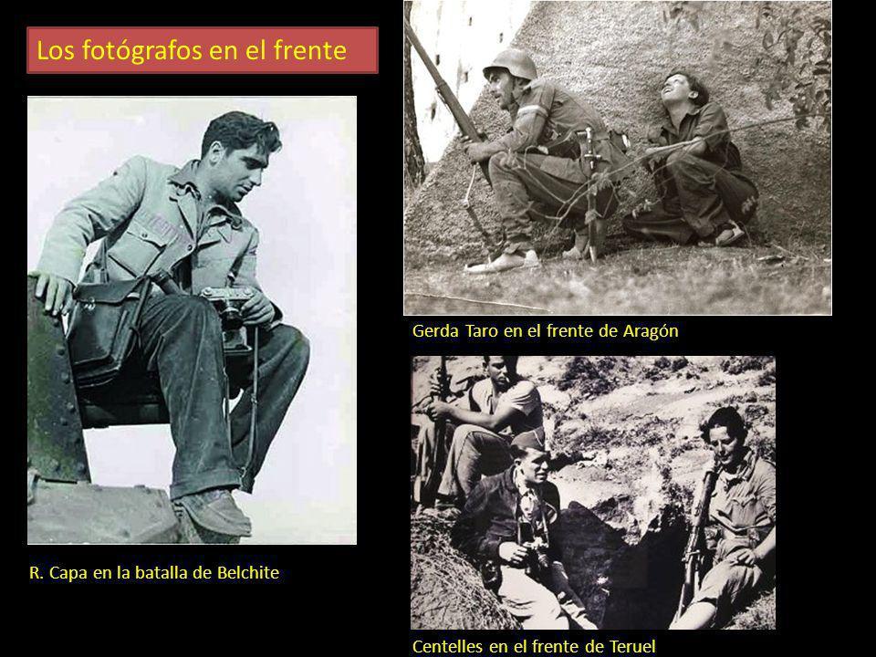 Hacia el frente Centelles. Barcelona, despedida de milicianos que parten para el frente