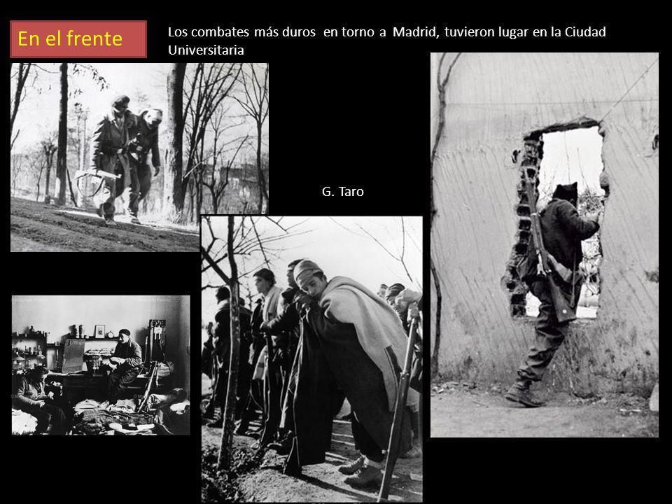 R Capa. Muerte de un miliciano en Cerro Muriano (Córdoba).