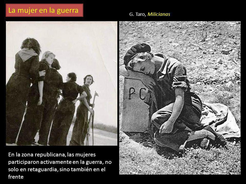 Agustí Centeles: el alma española fotografiada Iniciador del fotoperiodismo español, durante la guerra realiza reportajes en Barcelona, frente de Arag