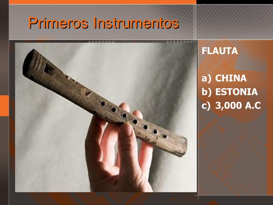 Mandolina A.Viento Madera B. Viento Metal C. Cuerda Acústica D.