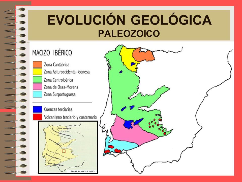 Se fragmenta el Pangea, formándose dos placas o continentes: Laurasia y Godwana, separadas por el mar de Thetis. Existían algunas emergencias terrestr