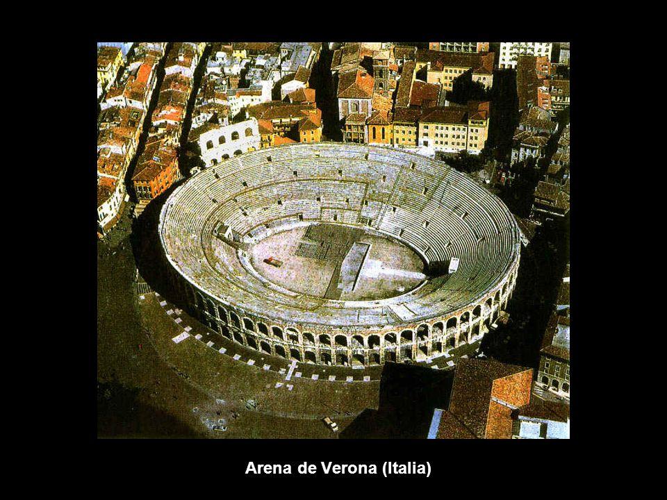 Arena de Verona (Italia)