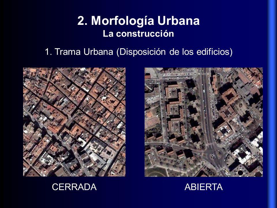3.ESTRUCTURA URBANA EL ENSANCHE URBANO Barrios industriales y obreros.