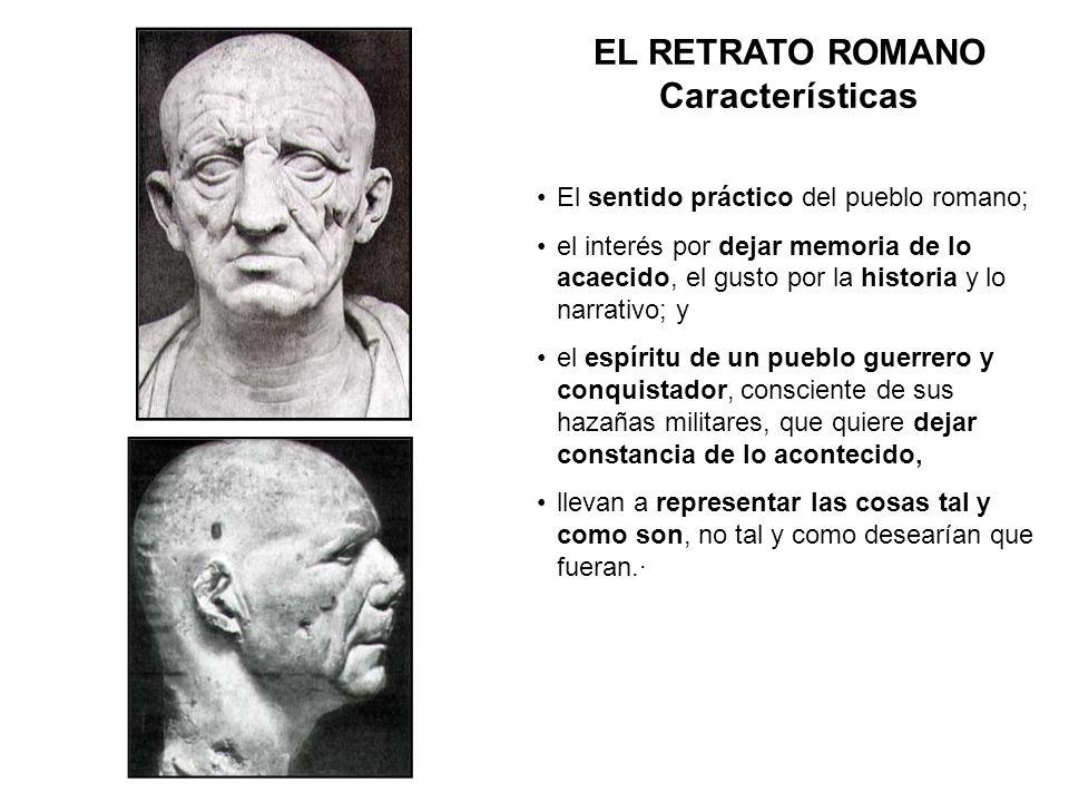 El sentido práctico del pueblo romano; el interés por dejar memoria de lo acaecido, el gusto por la historia y lo narrativo; y el espíritu de un puebl