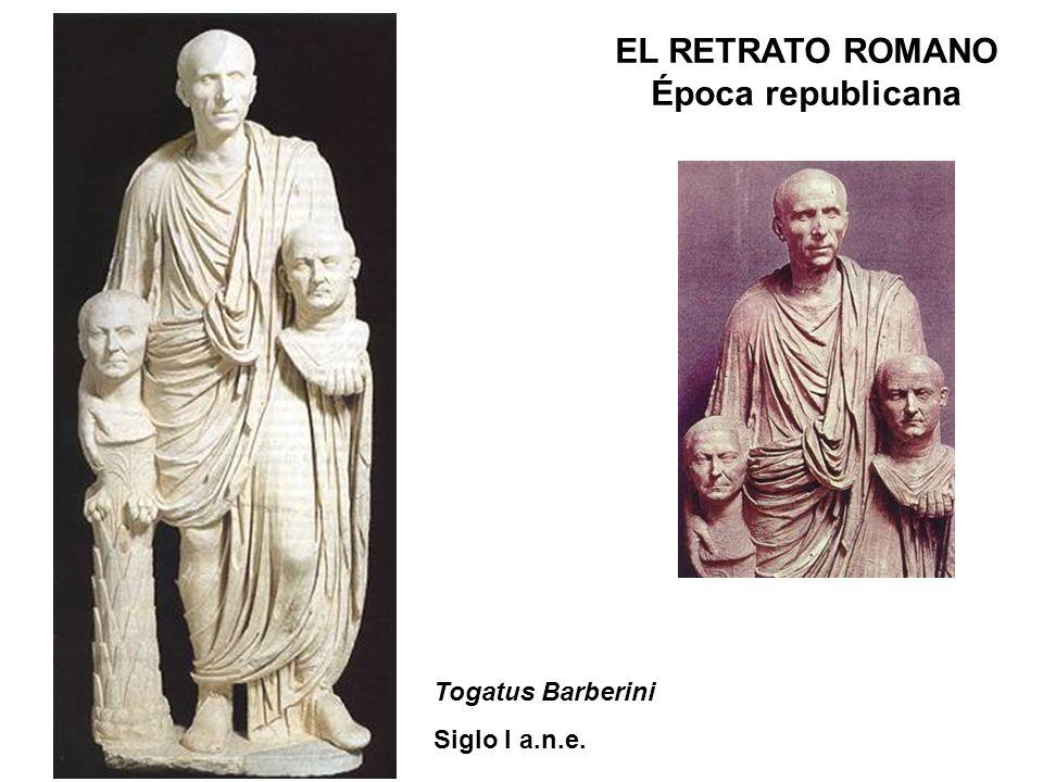 Togatus Barberini Siglo I a.n.e.