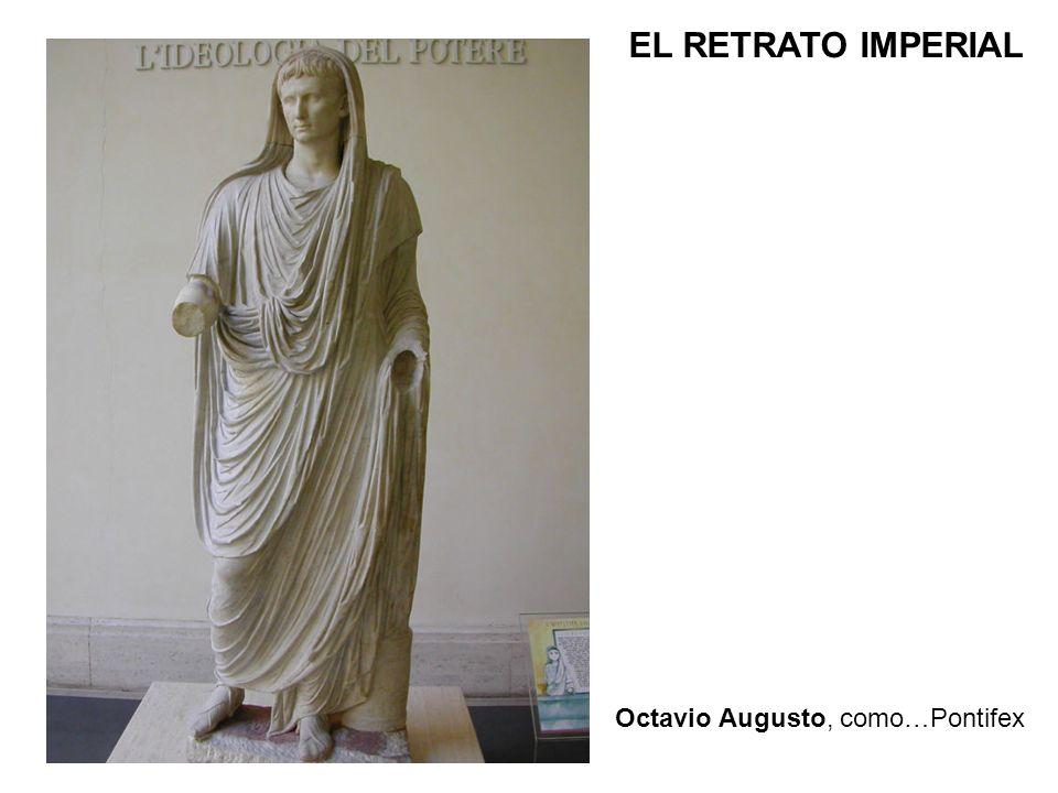 Octavio Augusto, como…Pontifex