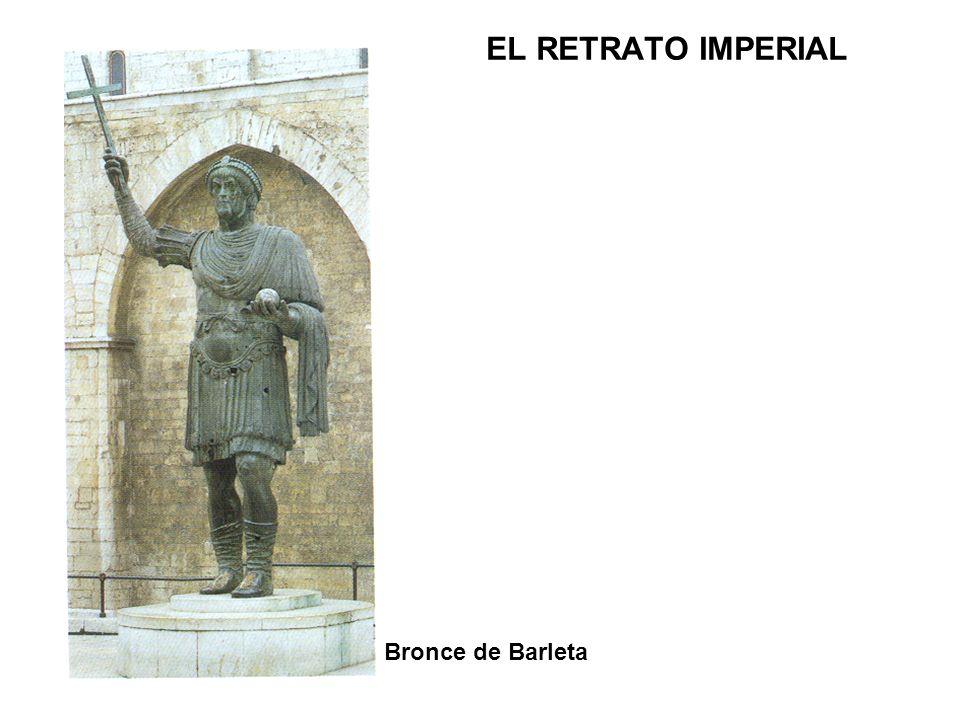 Bronce de Barleta EL RETRATO IMPERIAL