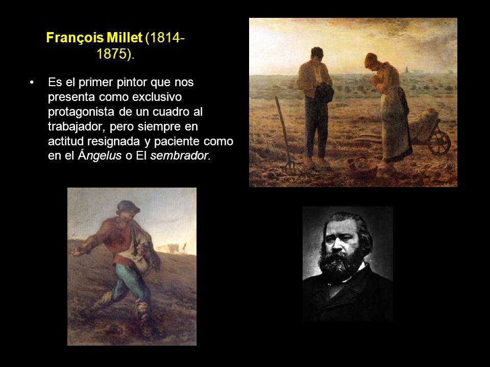 François Millet (1814- 1875).