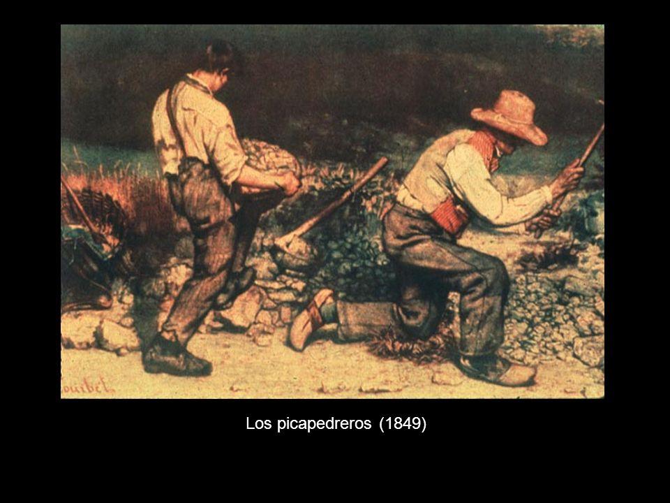 Los picapedreros (1849)