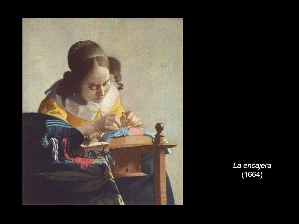 La encajera (1664)