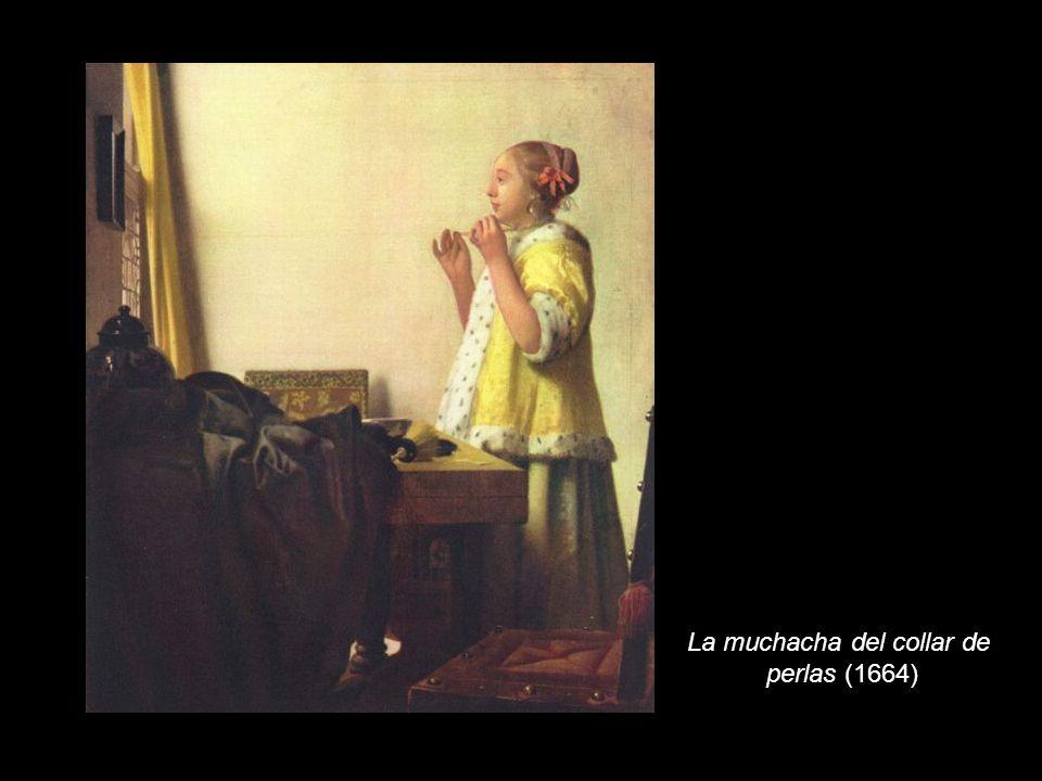La muchacha del collar de perlas (1664)