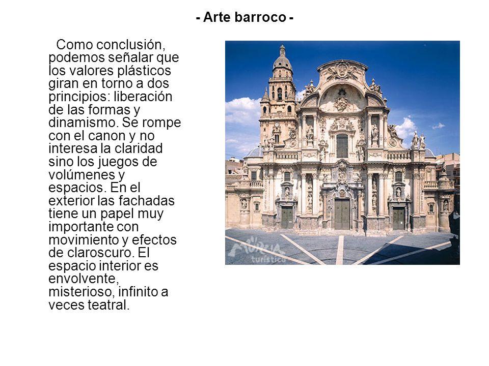 TIPOLOGÍAS ARQUITECTÓNICAS CIVILES: EL PALACIO - Arte barroco - Historia del Arte © 2011-2012 Manuel Alcayde Mengual