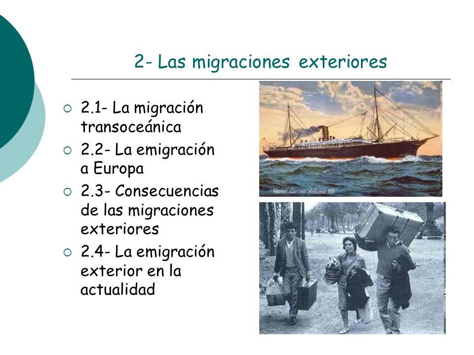 LOS SECTORES ECONÓMICOS