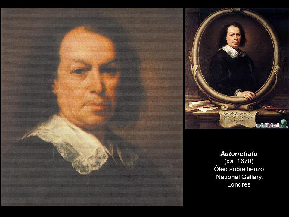 Autorretrato (ca. 1670) Óleo sobre lienzo National Gallery, Londres