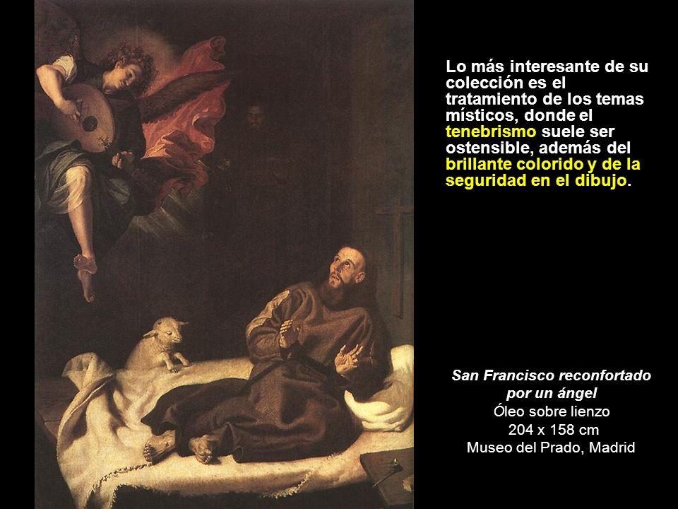 José de Ribera (1591-1662) A mediados del siglo XVII, Felipe IV y su valido, el Conde-duque de Olivares, convirtieron la corte en el principal centro artístico de la Península.