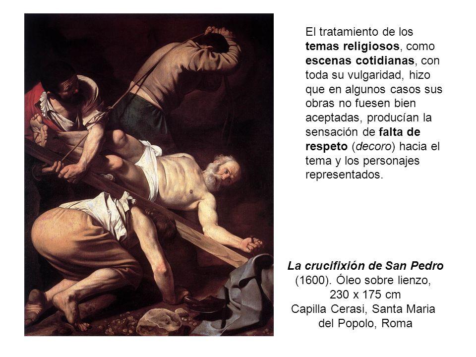 El tratamiento de los temas religiosos, como escenas cotidianas, con toda su vulgaridad, hizo que en algunos casos sus obras no fuesen bien aceptadas, producían la sensación de falta de respeto (decoro) hacia el tema y los personajes representados.