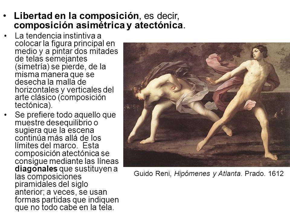 La flagelación (c. 1607) Óleo sobre lienzo, 390 x 260 cm Museo Nazionale di Capodimonte, Nápoles