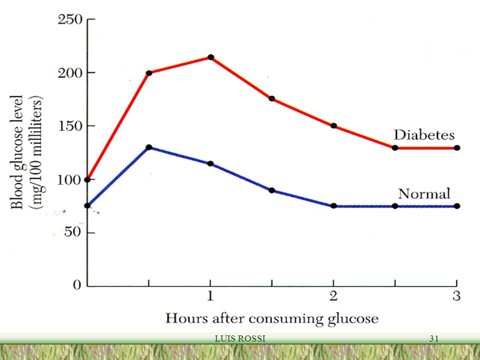 LUIS ROSSI31 Curva de la glucosa