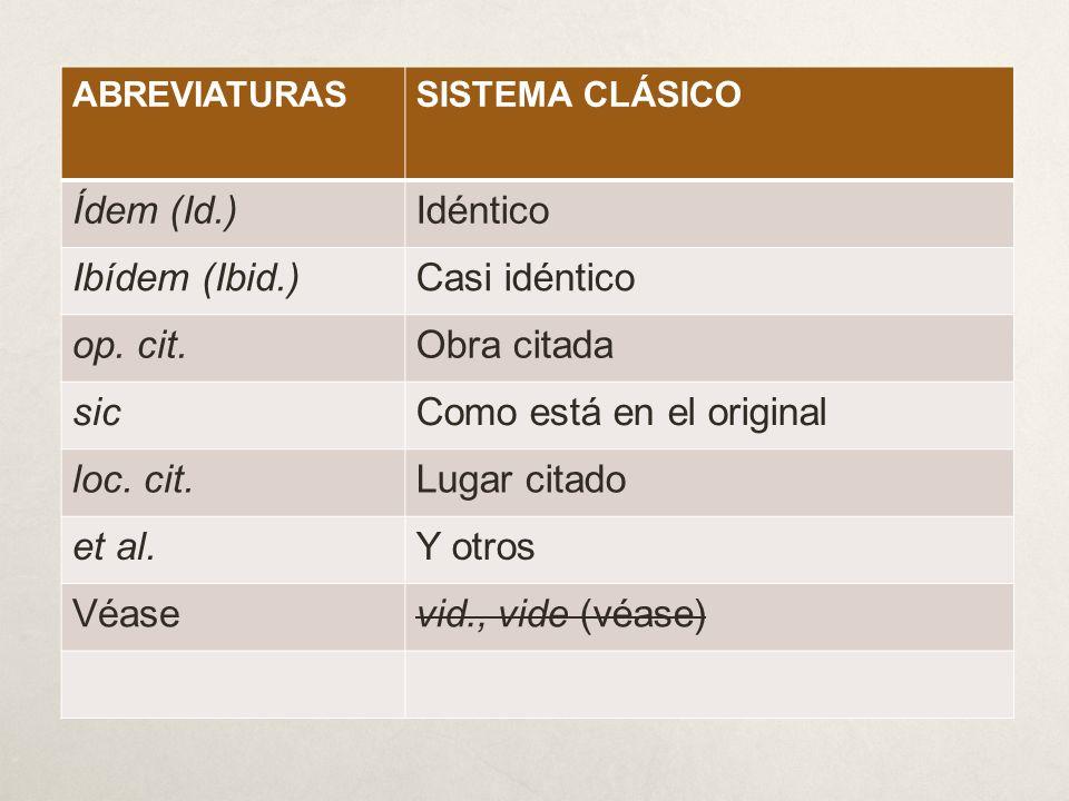 Libro (referencia al final) SISTEMA APA Apellido (en mayúscula sólo letra inicial), inicial(es) del nombre(s) del autor (Coord., Ed.