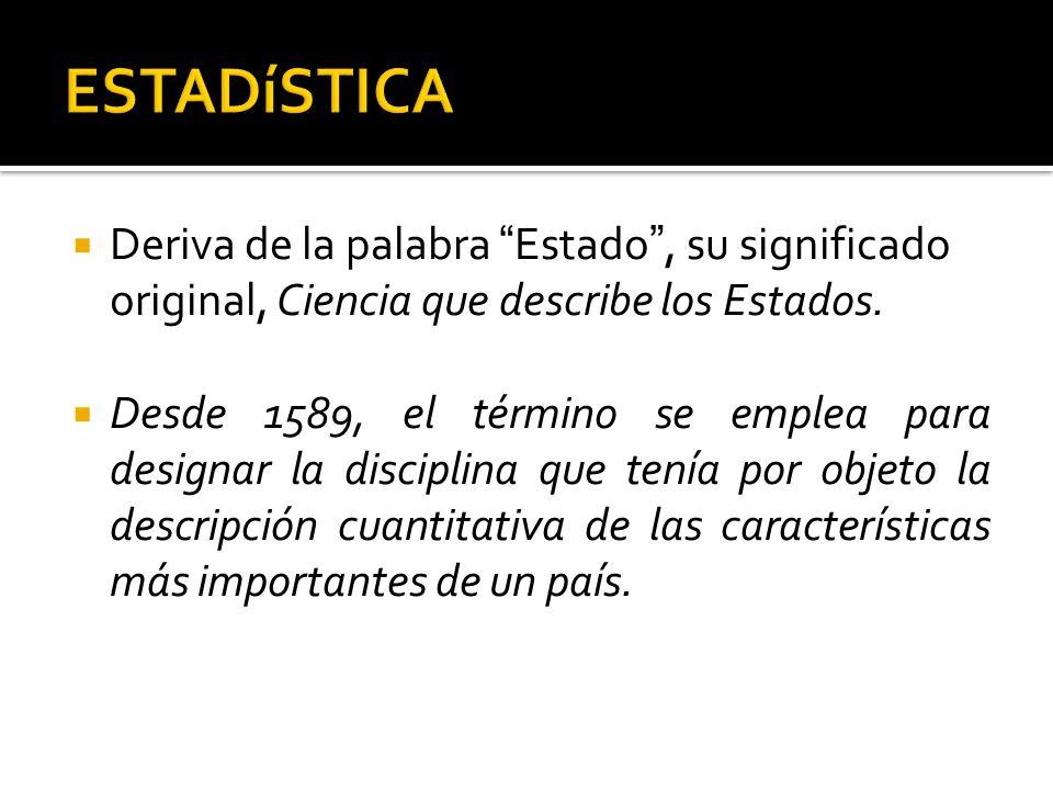 Con el calculo de Probabilidades S.