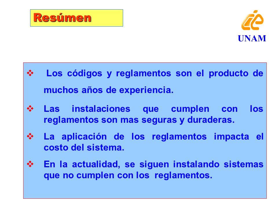 Norma eléctrica reguladora En México NOM-001-SEDE-1999 Emitida por SECOFI en base al Código Eléctrico Nacional,USA En USA Código Eléctrico Nacional 1999 (NEC, 1999) Publicado por la Asociación Nacionalde Protección contra Incendios (NFPA) OBJETIVO Asegurar instalaciones confiables para reducir el riesgo de accidentes y daños a la propiedad.