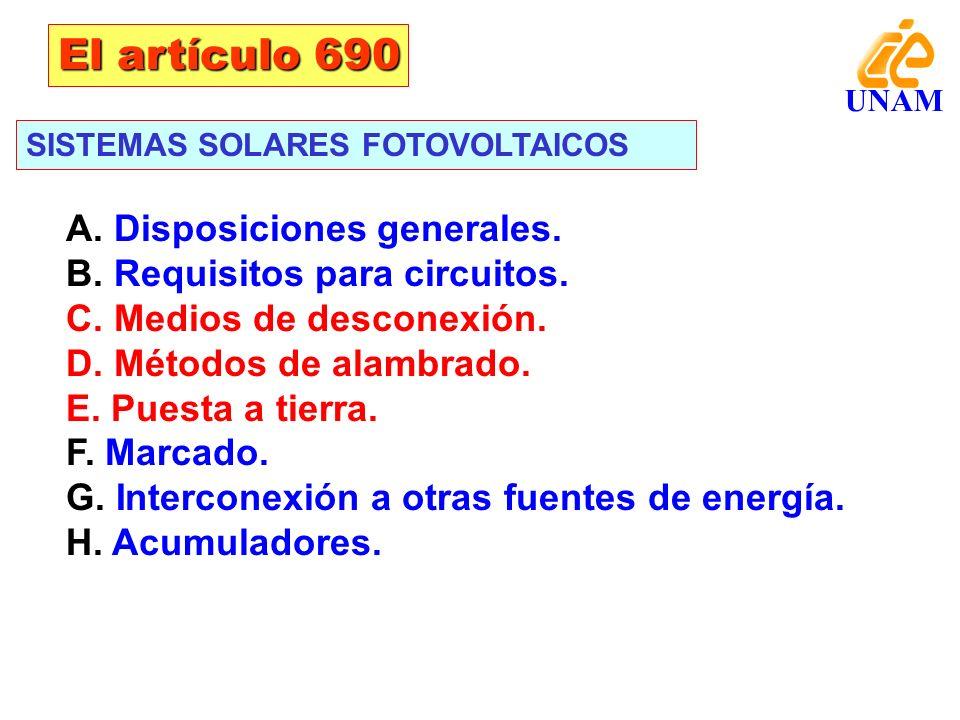 Seguridad en Sistemas Fotovoltaicos UNAM