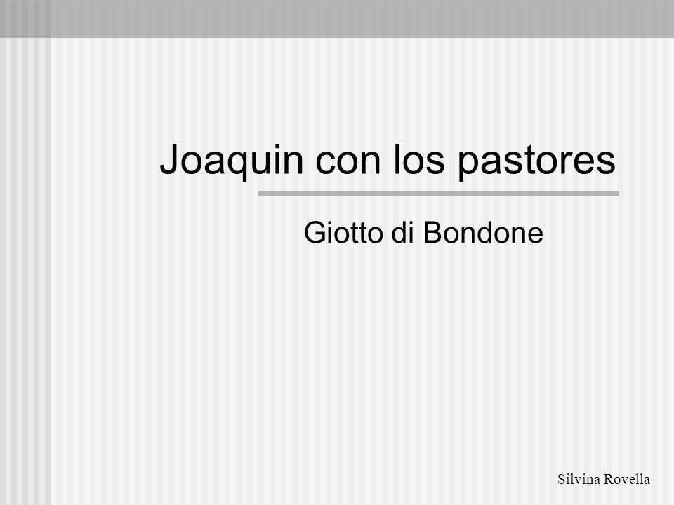 Estilo: renacimiento italiano Es una obra religiosa, una vez que Joaquin es expulsado del tempo por El sacerdote, Joaquin decide su propio destierro.