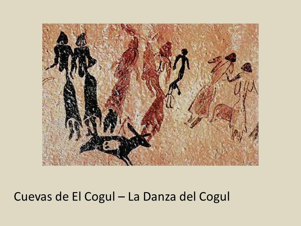 Cuevas de El Cogul – La Danza del Cogul