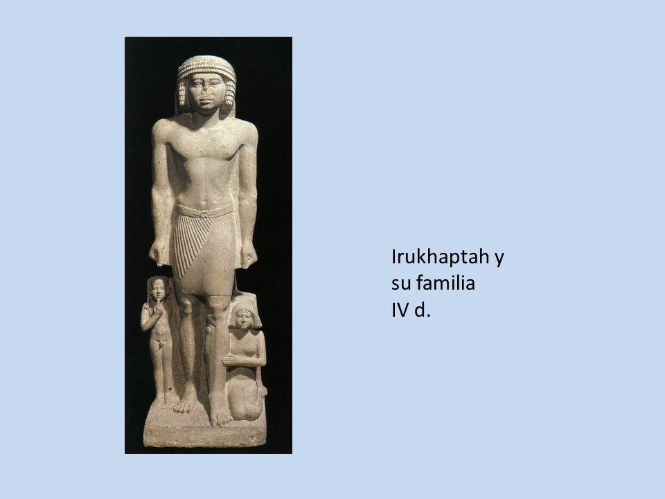 Irukhaptah y su familia IV d.