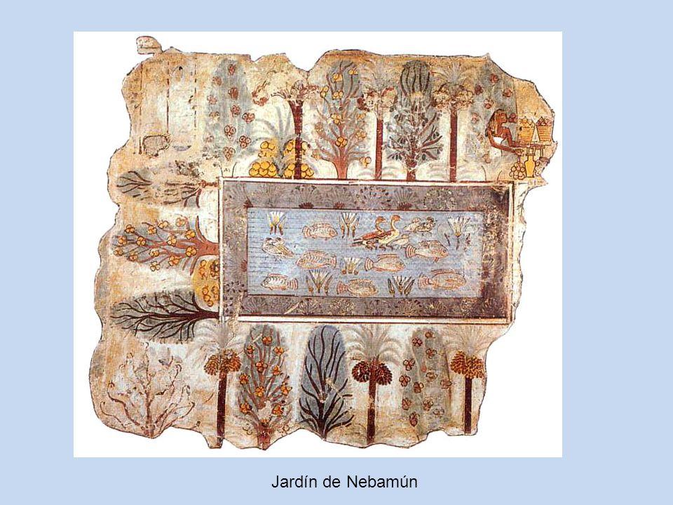 Jardín de Nebamún