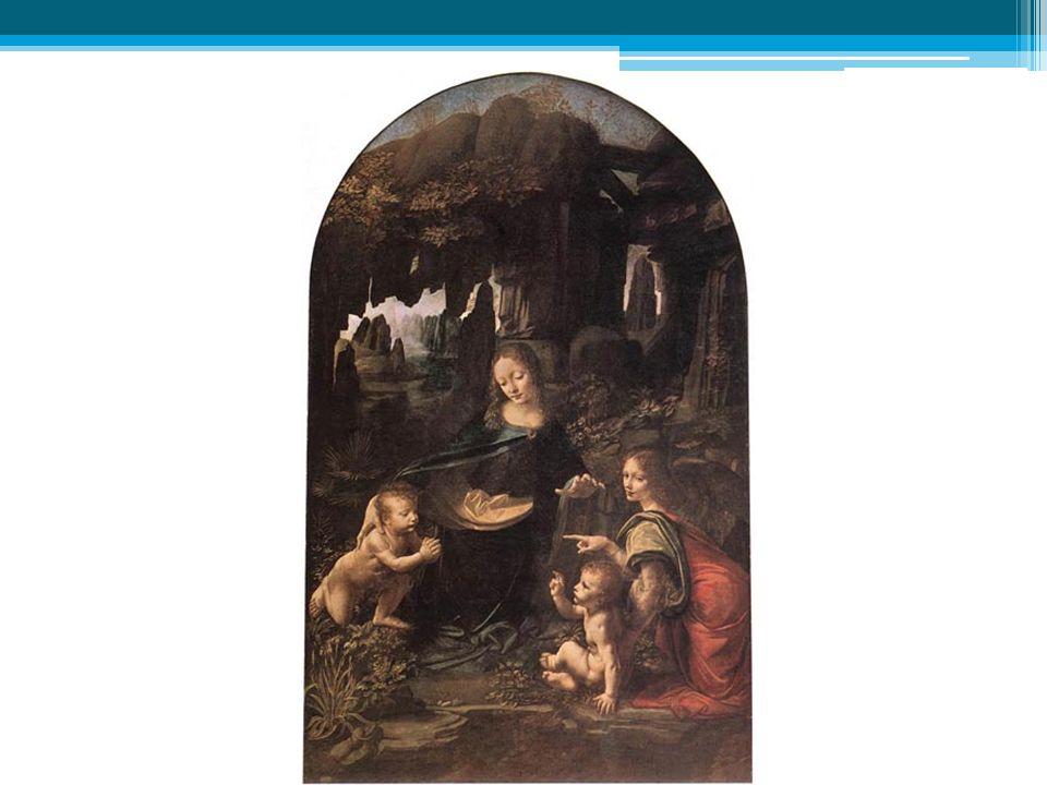 Leonardo da Vinci: Nace en Vinci en 1452 Muere en Francia en 1519 Aprendiz en uno de los principales talleres florentinos (Andrea del Verrocchio) Recibió una perfecta capacitación en las leyes ópticas y en el empleo de los colores.