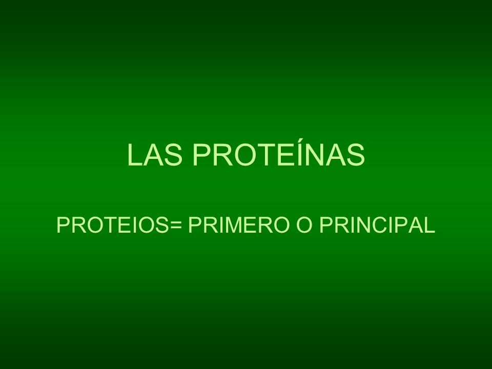 CARACTERÍSTICAS GENERALES Las proteínas son biomoléculas orgánicas de gran complejidad y de elevado peso molecular, que están formadas por la unión de otras moléculas más sencillas denominadas aminoácidos.