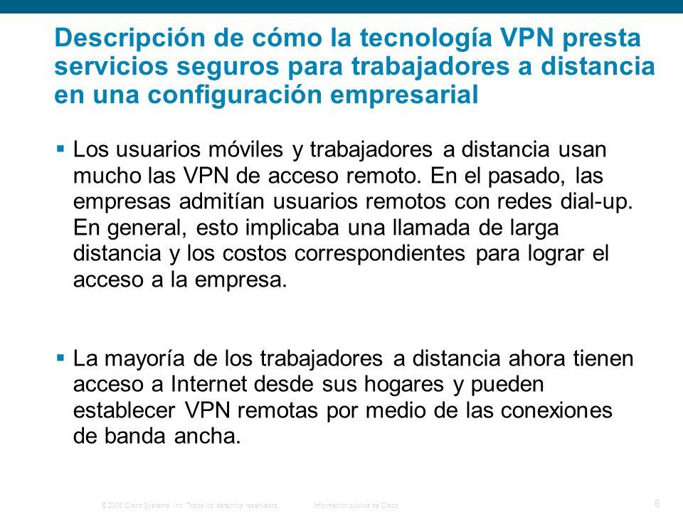 © 2006 Cisco Systems, Inc.Todos los derechos reservados.