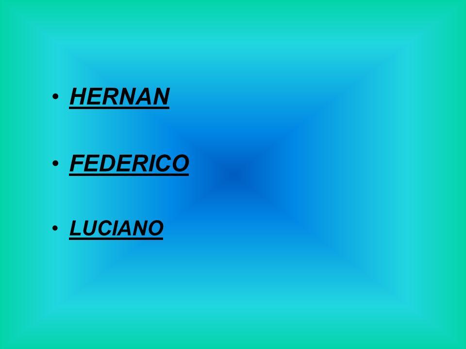 HERNAN FEDERICO LUCIANO