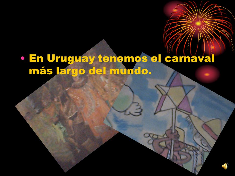 La Murga Comenzó con la tradición de las 5 primeras familias que habitaron nuestro país.